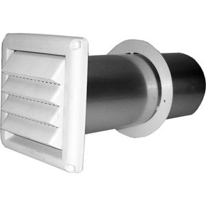 4 10 1cm Dia Plastic Aluminum Intake Vent Hoods Deflecto Advp